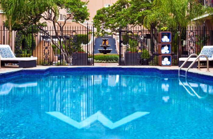 The W Hotel New Orleans French Quarter, A Partner Hotel of The Luxury Travel Agency