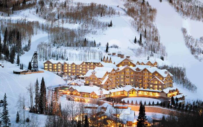 Luxury Ski Resorts in Utah