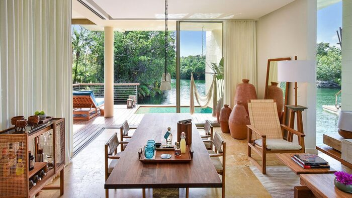 The Luxury Travel Agency loves this luxurious property
