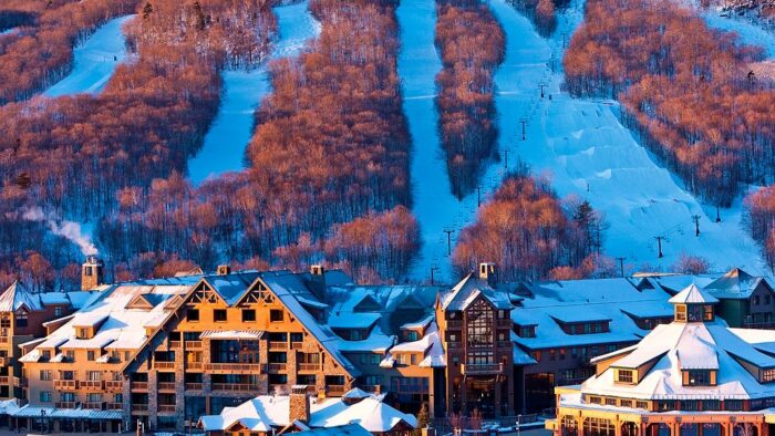 Luxury Ski Resorts in Vermont
