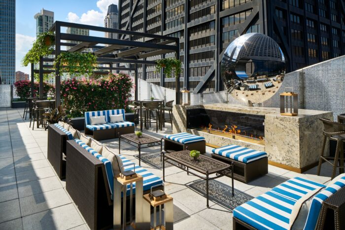 The Ritz-Carlton Chicago Rooftop