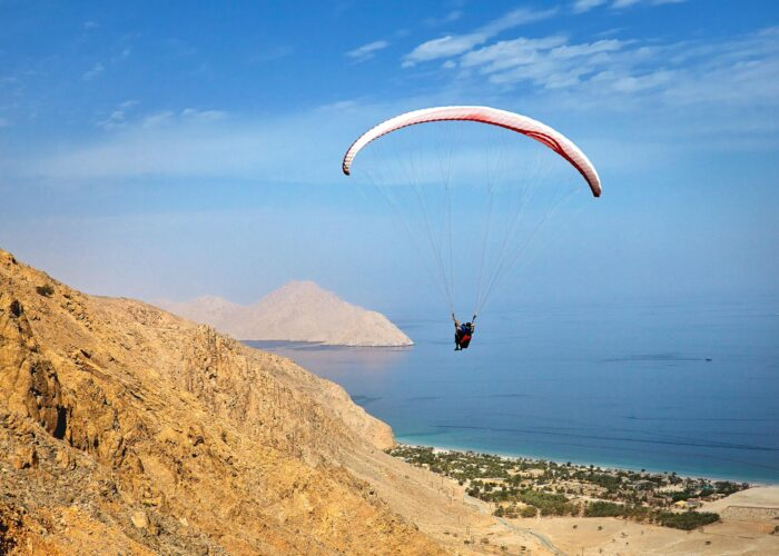 The Luxury Travel Agency loves this Oman property