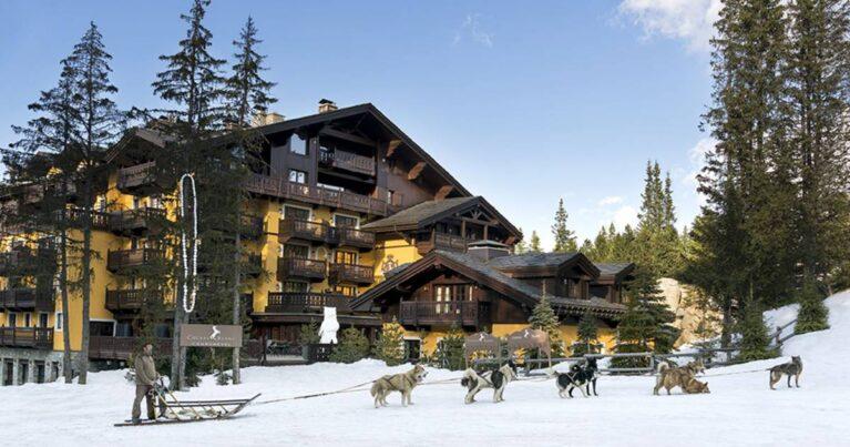 The Luxury Travel Agency loves this luxury ski resort