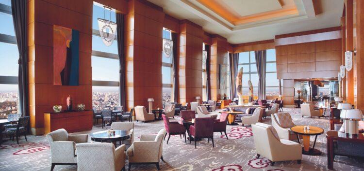 Favorite Luxury Hotels in Tokyo
