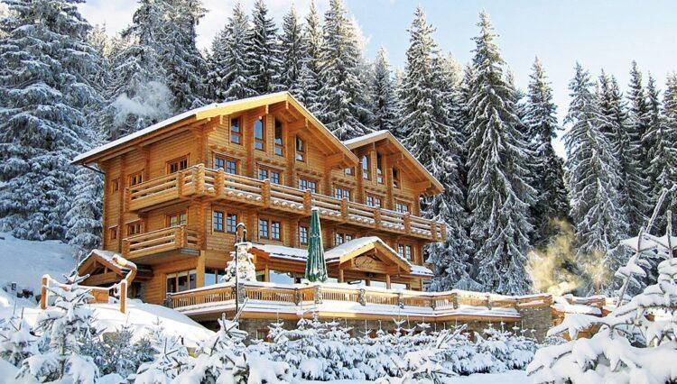 Luxury Ski Resorts in Switzerland