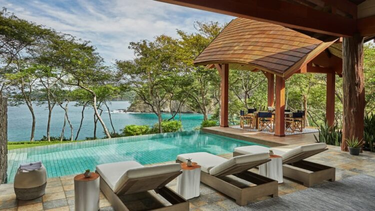 The Luxury Travel Agency is a Four Seasons Preferred Partner
