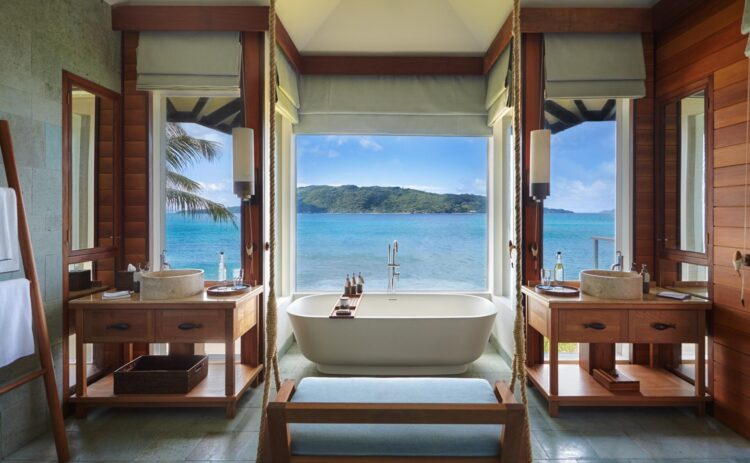 Luxury Resorts in the Seychelles