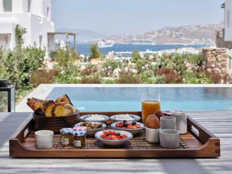 Luxury Resorts in Greece