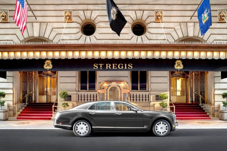 St Regis Resorts