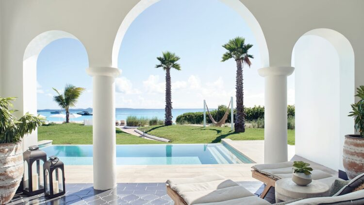 Luxury Resorts in Anguilla