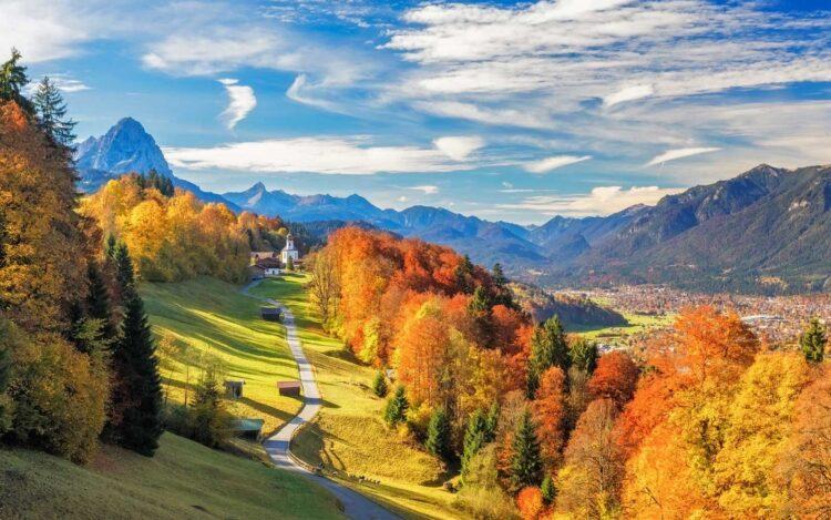 Autumn Holiday